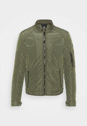 JACKET - Light jacket - dark military