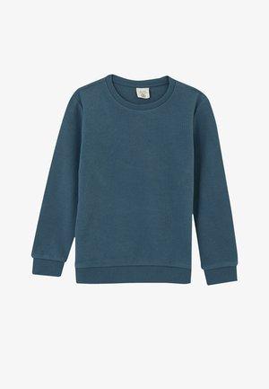 REGULAR FIT - Sweatshirt - blue