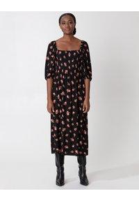 Indiska - Day dress - black - 1