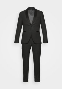RECYCLED TUX SLIM FIT - Suit - black