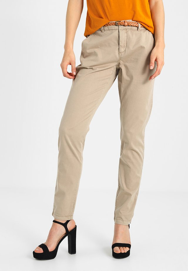 VMFLAME NW CHINO PANTS NOOS - Chinos - silver mink
