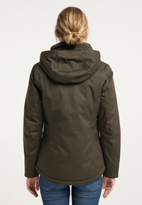 Schmuddelwedda - Winter jacket - oliv - 2