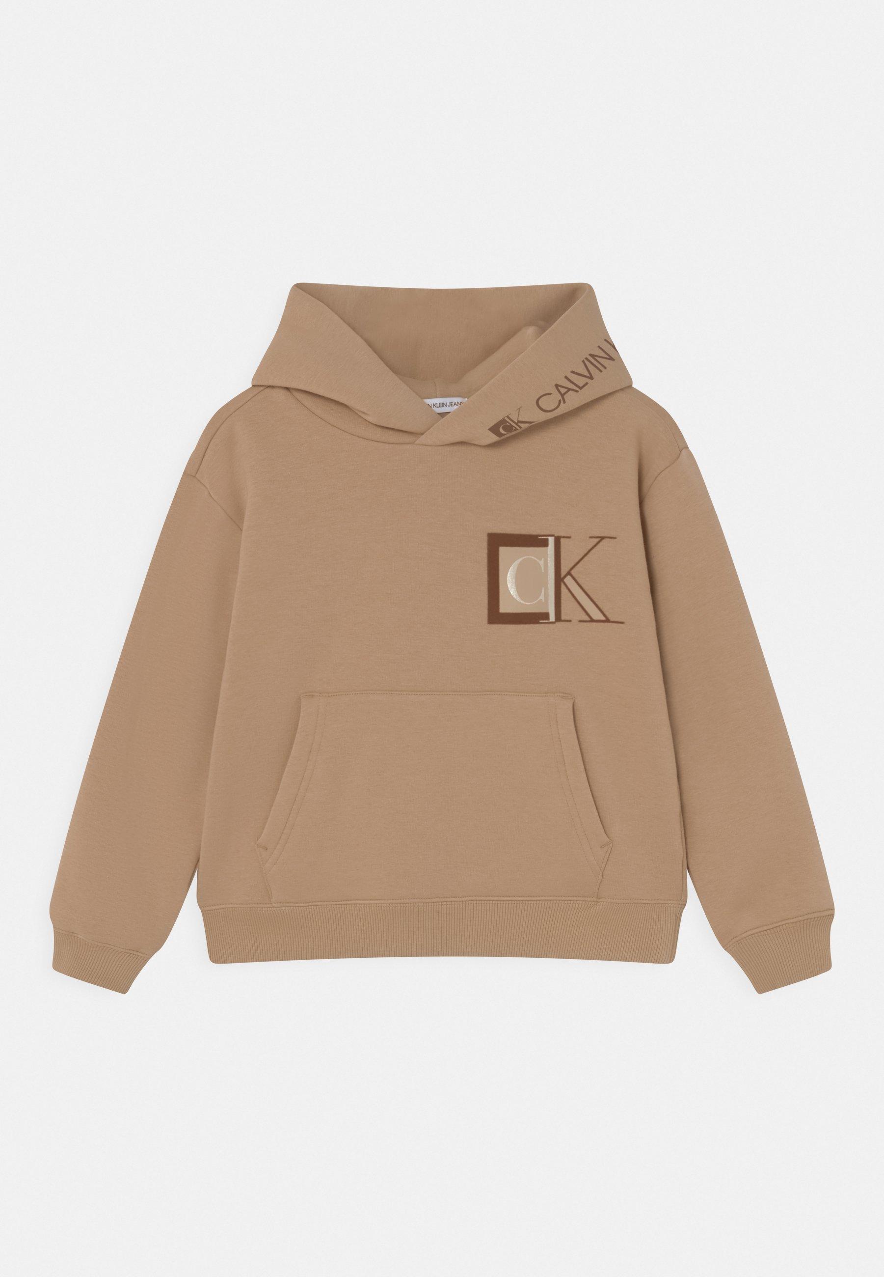 Kinder MONOGRAM BLOCK LOGO HOODIE - Sweatshirt