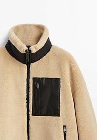 Massimo Dutti - Summer jacket - beige - 2