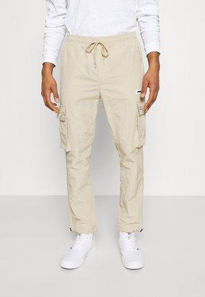 AYVO PANTS UNISEX - Cargo trousers - coconut milk