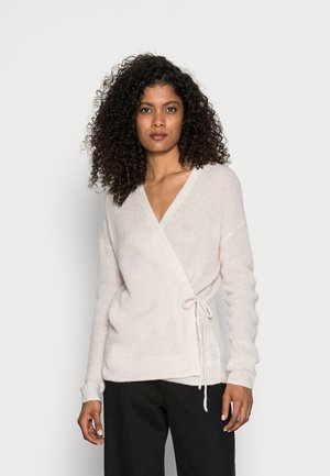 CORE CARDIGAN - Cardigan - off-white