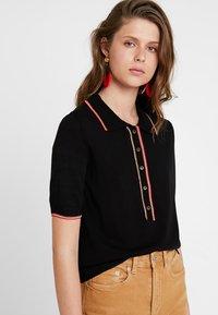 Scotch & Soda - SPORTY - Polo shirt - black - 0