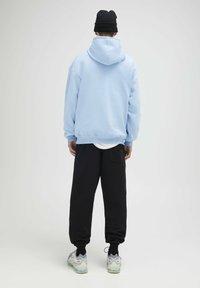 PULL&BEAR - Hoodie - light blue - 2