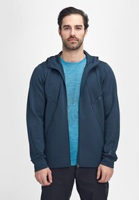 Mammut - AVERS ML  - Soft shell jacket - marine - 0
