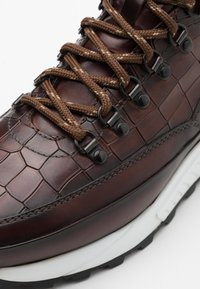 Magnanni - Lace-up ankle boots - marron - 3