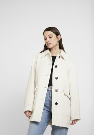 ORLA - Winter jacket - cream