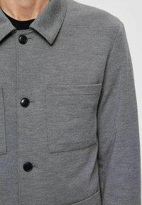 Selected Homme - Blazer jacket - light grey melange - 3