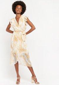 LolaLiza - Day dress - yellow - 1