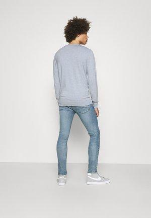 CLASSIC CREWNECK - Pullover - blue melange