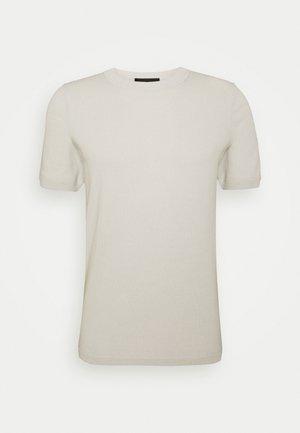 VALENTIN - Basic T-shirt - grau