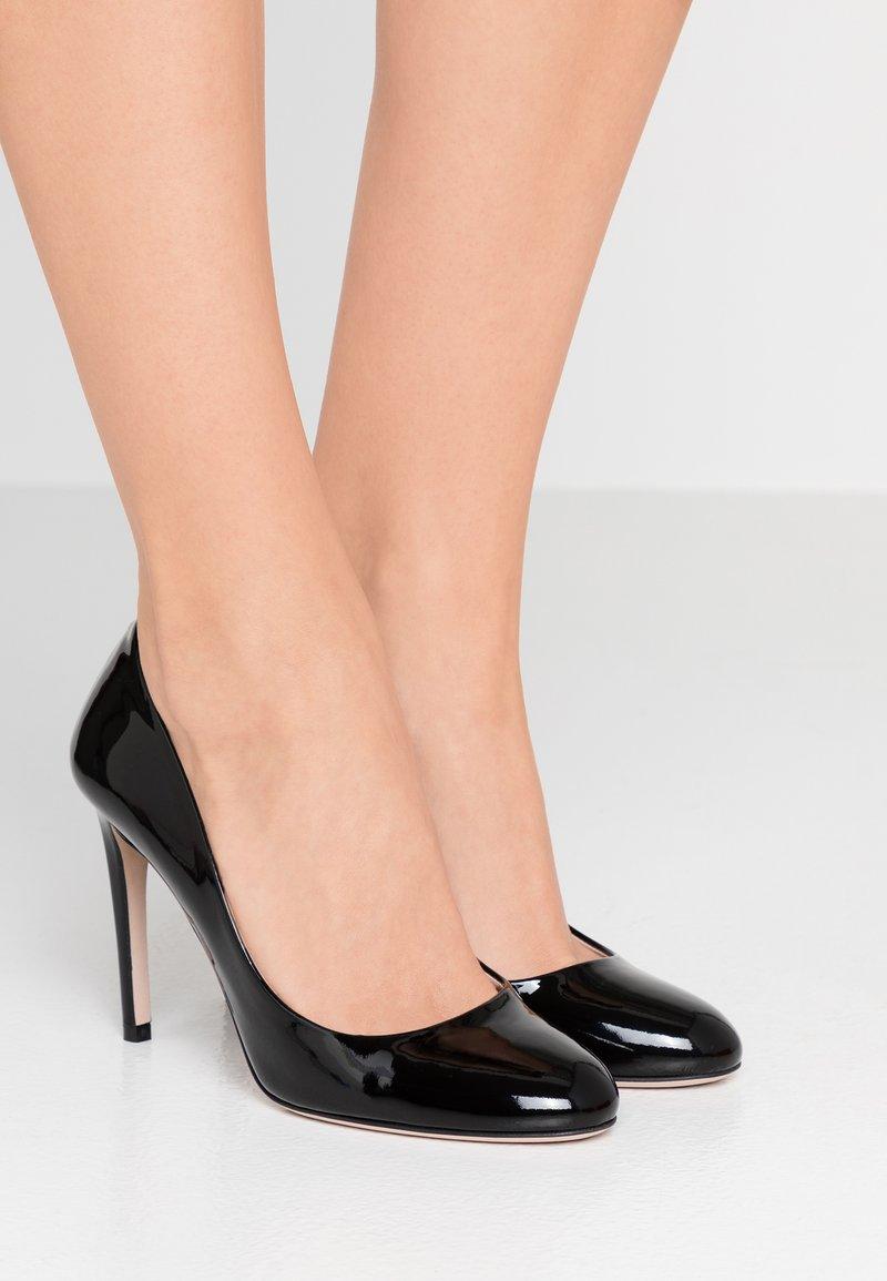 HUGO - ALLISON  - High heels - black