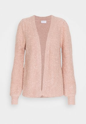 VIBOSSA PUFF - Strickjacke - misty rose