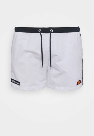 CHADIA - Swimming shorts - white