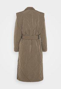 Bruuns Bazaar - HYACINTH JOANNE COAT - Classic coat - bungee brown - 2