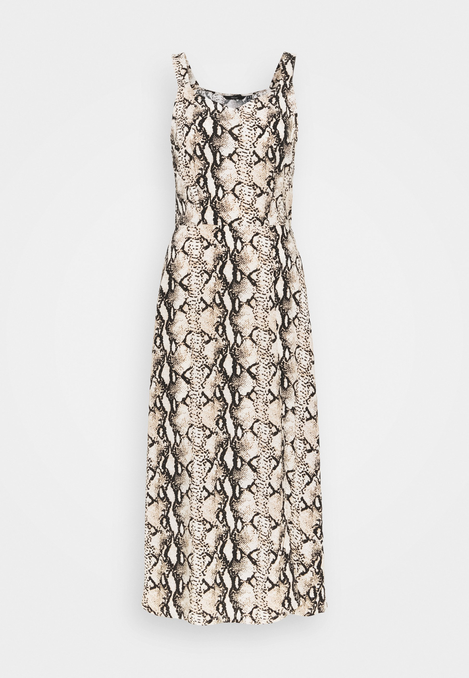 Women VMSIMPLY EASY STRAP CALF DRESS - Day dress