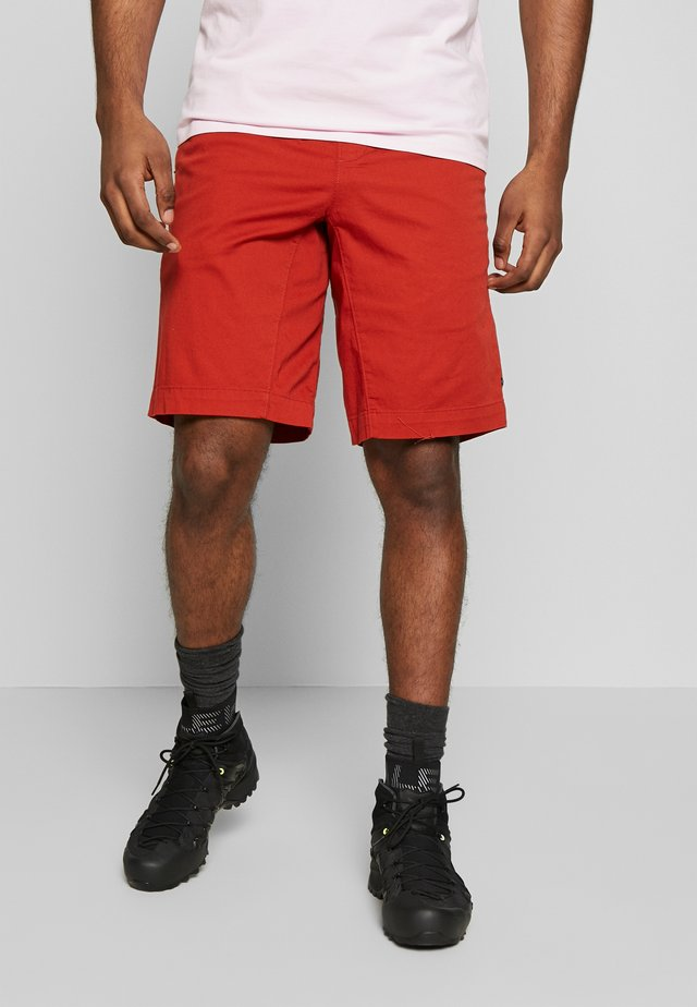 NOTION - Sports shorts - red rock