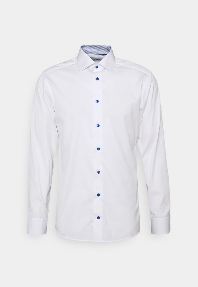 SLIM - Finskjorte - white