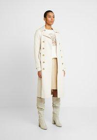 Mos Mosh - ALICE COLE SKIRT - A-line skirt - safari - 1