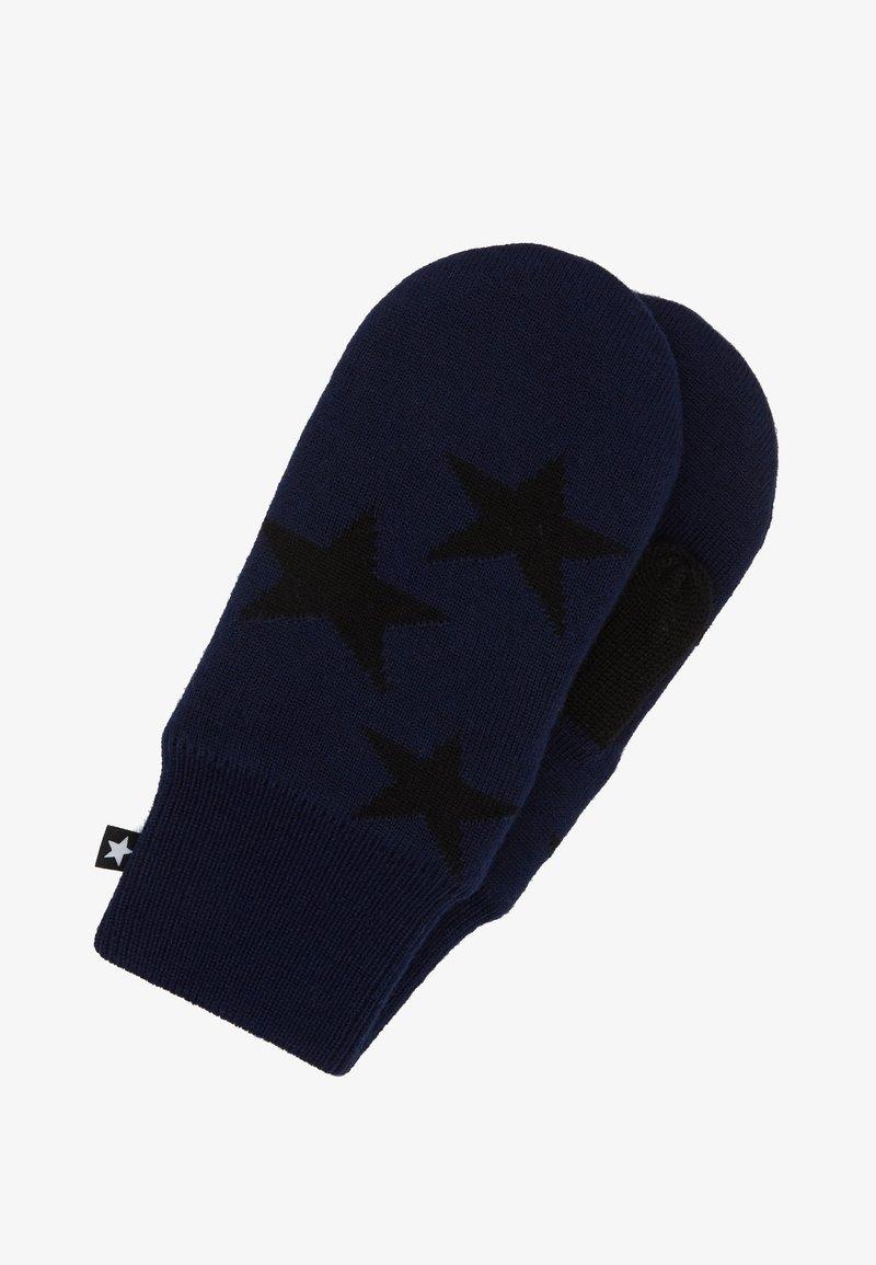 Molo - SNOWFALL - Wanten - ink blue