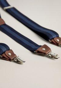 Mango - LINES - Belt - blau - 2