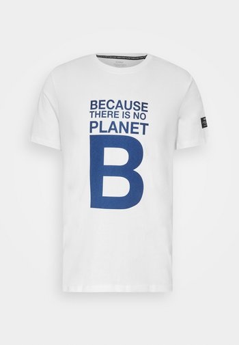 NATAL GREAT MAN - Print T-shirt - white