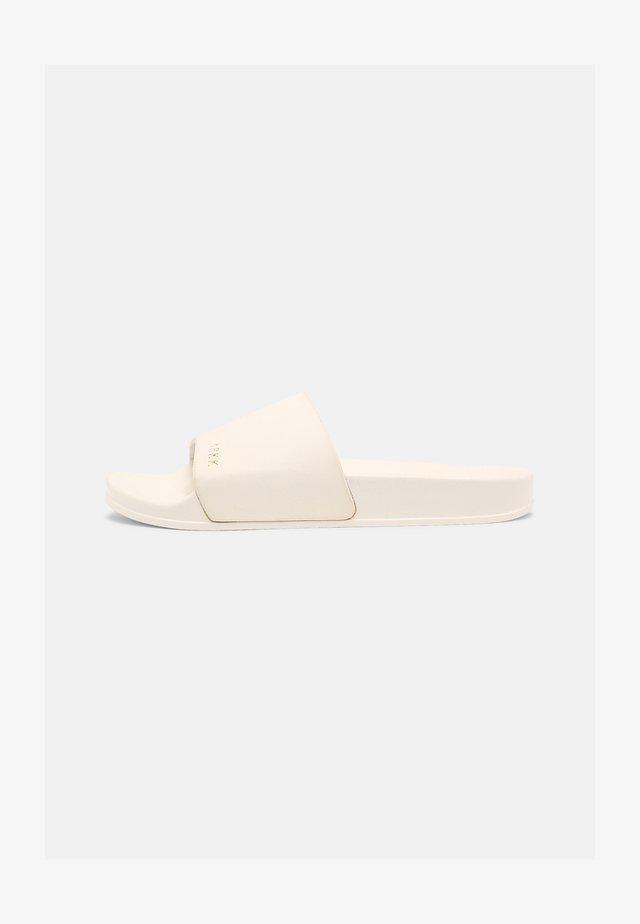 SLIDES PREMIUM UNISEX - Slip-ins - white