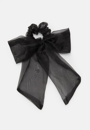 OVERSIZED BOW SET - Accessori capelli - black