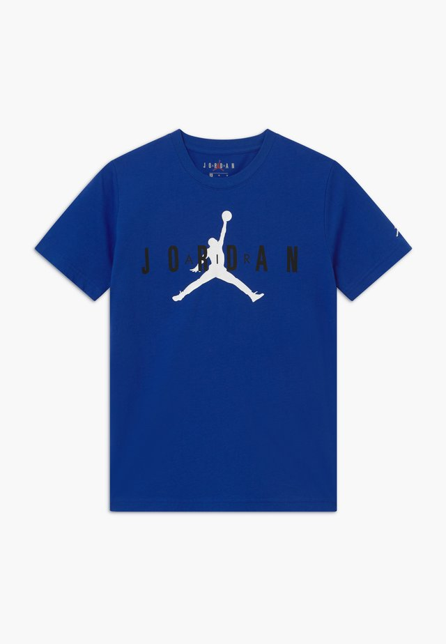 BRAND TEE - T-shirt print - hyper royal