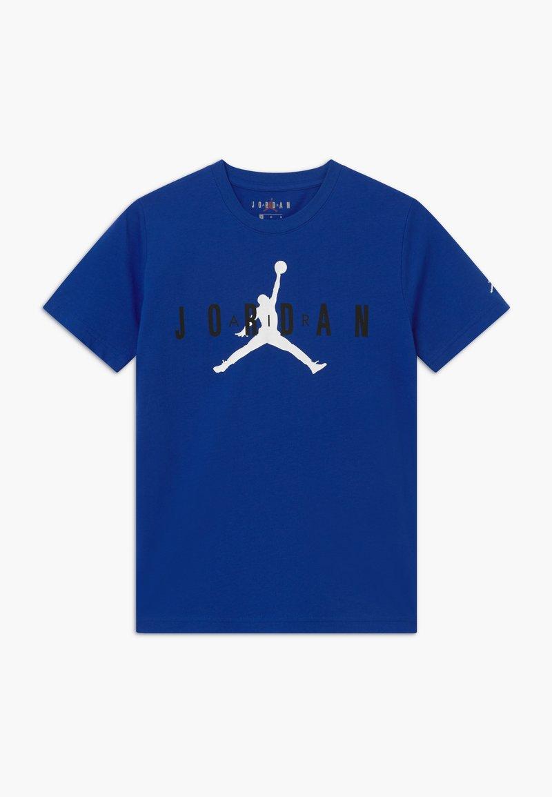 Jordan - BRAND TEE - T-shirt imprimé - hyper royal