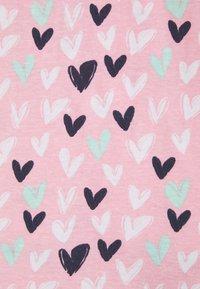 Blue Seven - KIDS NIGHTWEAR HEARTS - Pyjama set - rosa - 3