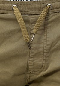 INDICODE JEANS - BROADWICK - Cargo trousers - army - 4