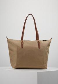 Lauren Ralph Lauren - KEATON TOTE-SMALL - Handbag - clay - 2