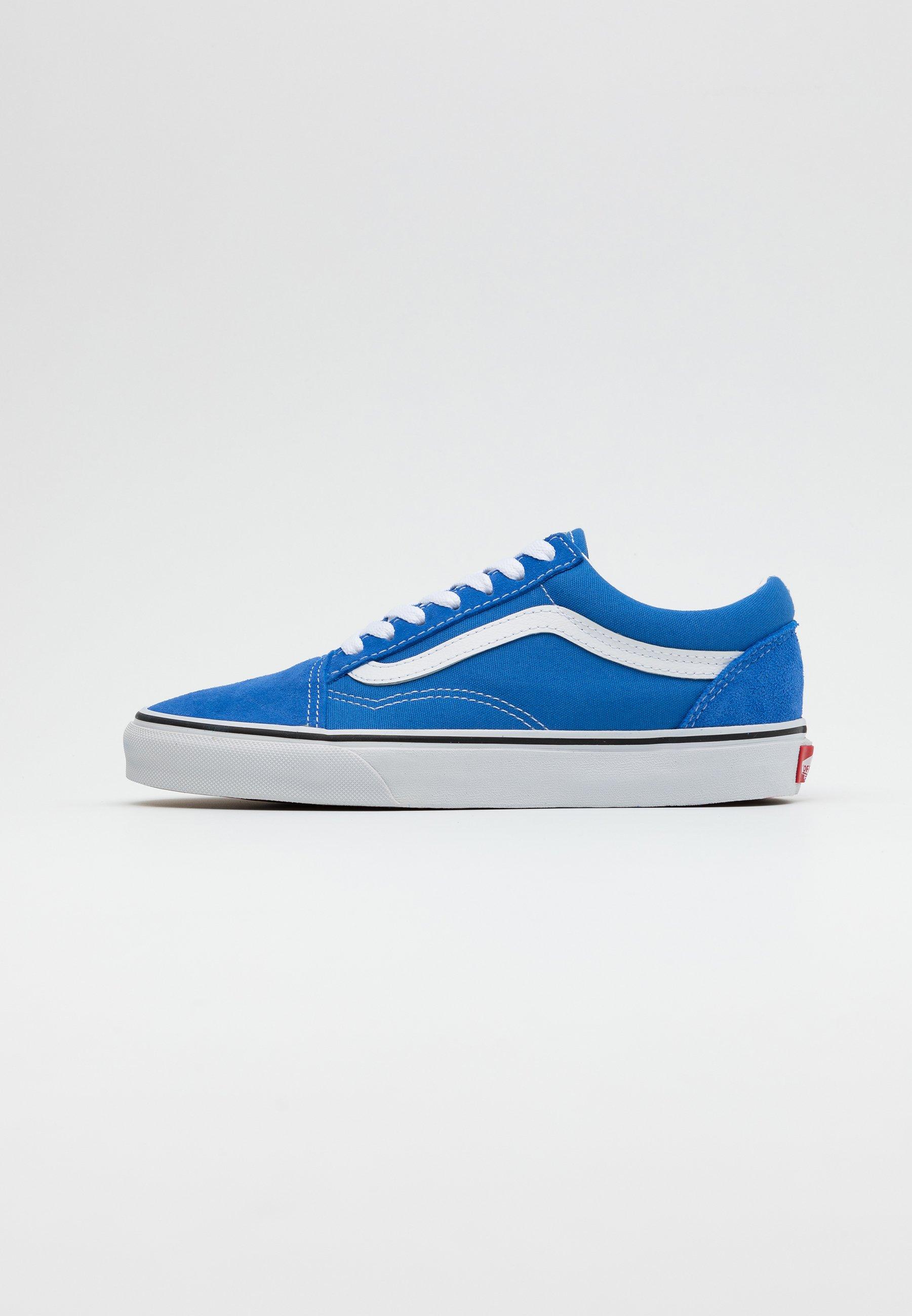 vans bleu old school