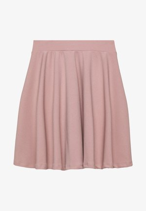 SKATER SKIRT - A-line skirt - blush pink