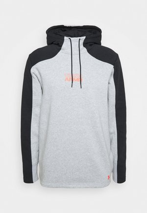 BASELINE  - Hoodie - mod gray full heather/black