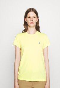 Polo Ralph Lauren - TEE SHORT SLEEVE - T-shirt basic - bristol yellow - 0