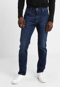 Bugatti - NEVADA - Straight leg jeans - blue - 0