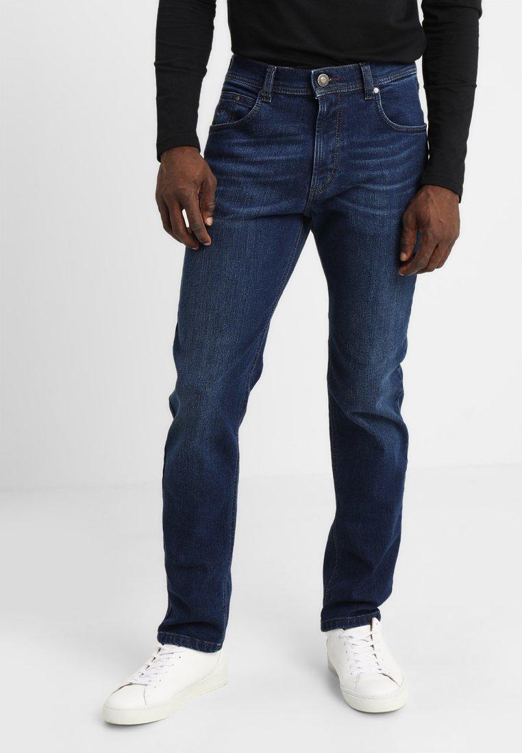 Bugatti - NEVADA - Straight leg jeans - blue