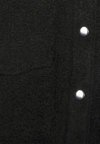 Monki - HAZEL SCALE UP - Short coat - black dark - 6