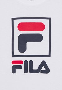 Fila - TODDY - Triko s potiskem - bright white - 2
