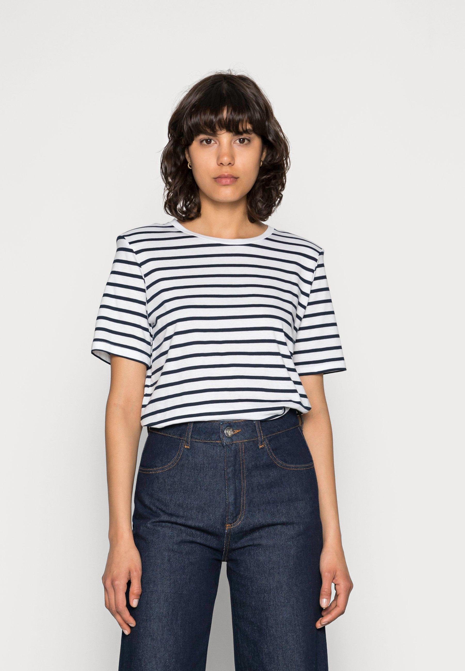 Damen ZELLA ALVA TEE - T-Shirt print