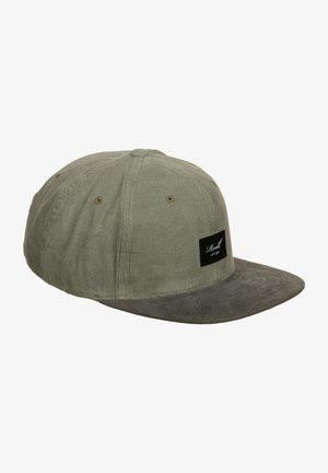 Cap - grey/green