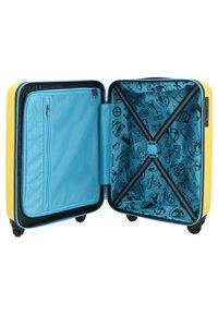 Gabs - Wheeled suitcase - yellow - 4