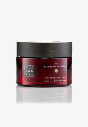 THE RITUAL OF AYURVEDA BODY CREAM  - Moisturiser - -