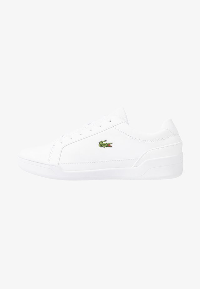 CHALLENGE - Baskets basses - white